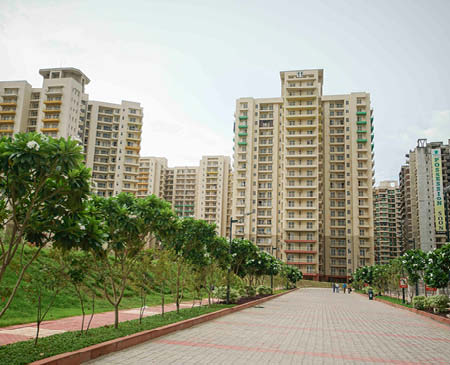 Palm Olympia, Greater Noida