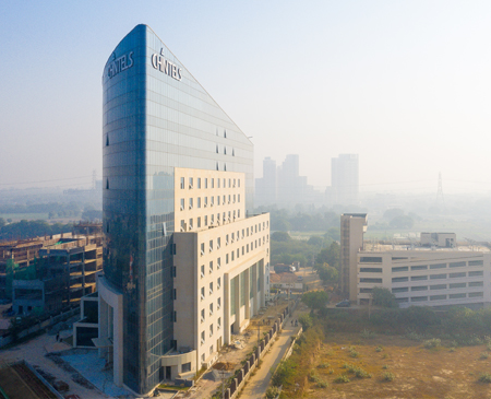 Chintels Corporate Park, Gurugram