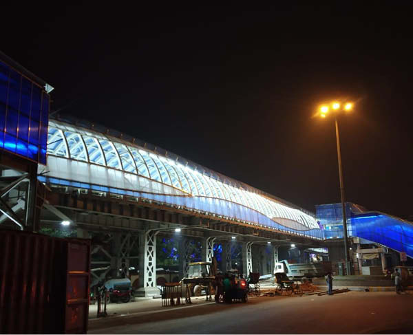 Dakshineswar Skywalk, Kolkata