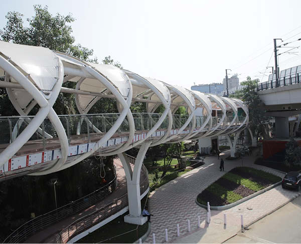 ITO FOB Skywalk, New Delhi