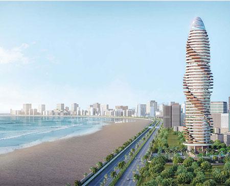Helix, Abu Dhabi